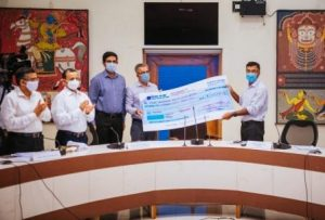 COVID-19: OMC contributes Rs 250 cr to CMRF