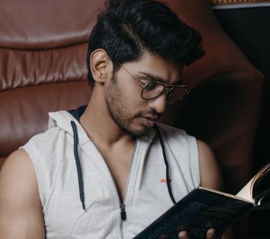 Shreyan in Odia film Chumki