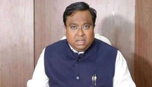 Rajya Sabha MP Sasmit Patra