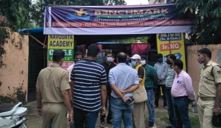 BMC closes coaching institute
