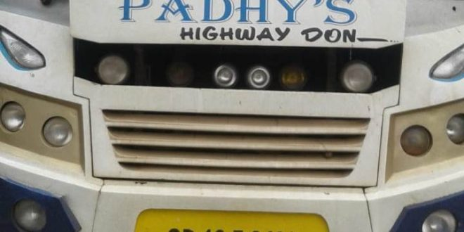 Bus owner fined