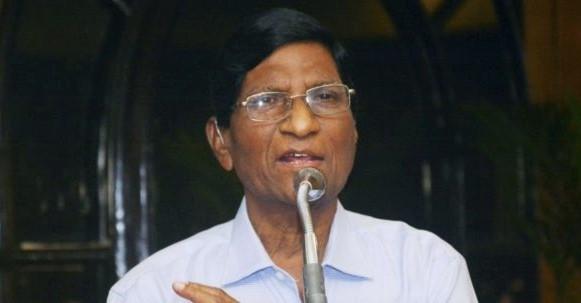 Former Odisha DGP John Nayak