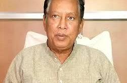 Minister Prafulla Mallick