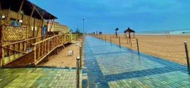 Puri beach gets Blue Flag tag