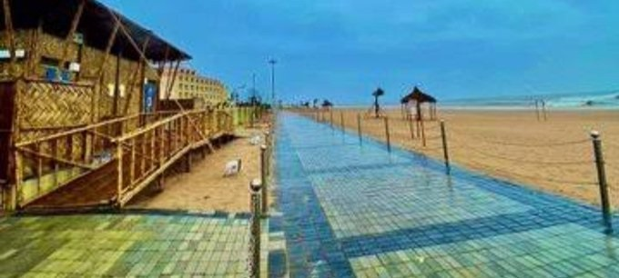 Puri beach gets Blue Flag tag