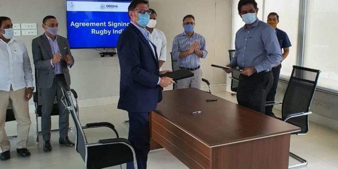 Odisha to sponsor national rugby teams