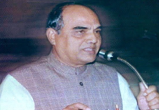 Former Odisha Speaker Sarat Kar