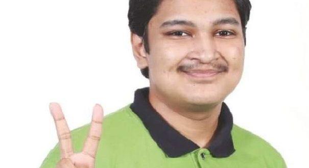 Shoyeb Aftab tops NEET exam