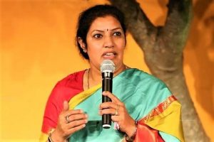 Daggubati Purandeswari as Odisha in-charge