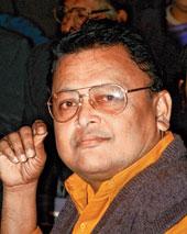Odia film director Raju Mishra