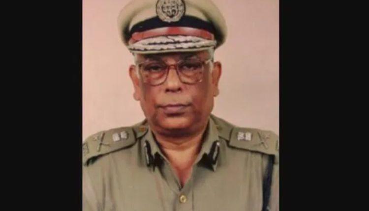 Former Odisha DGP SK Chatterjee