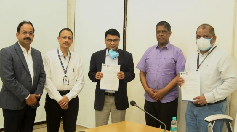SUM Hospital signs MoU with AIG