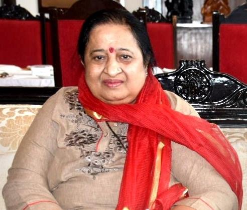 Odisha Governor's wife