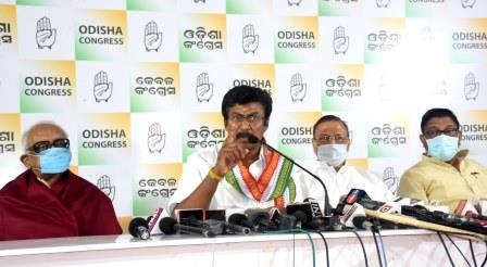 Odisha Congress in-charge A Chella Kumar