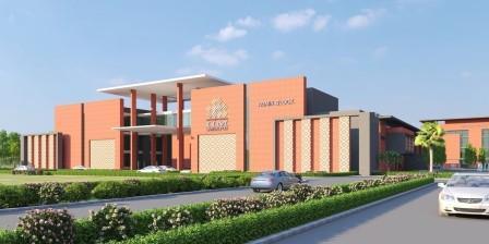 IIM Sambalpur permanent campus