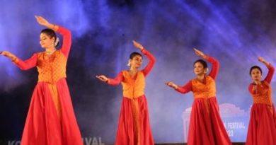 Konark Festival's performances
