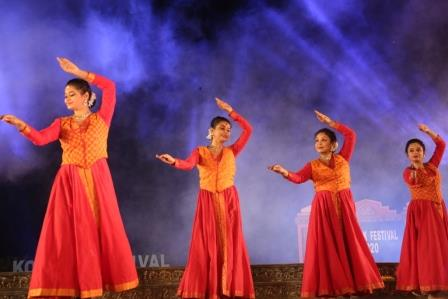 Konark Festival's performances