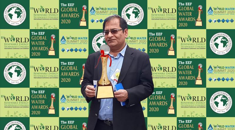 Tata Steel BSL bags Energy & Environment Foundation Global Sustainability Award