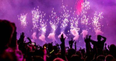 Zero Night celebration