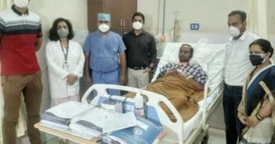 ECMO treatment at SUM Hospital