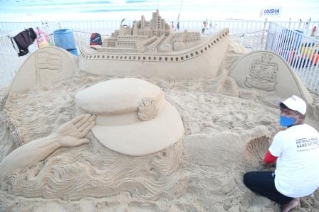 International Sand Art Festival 2020