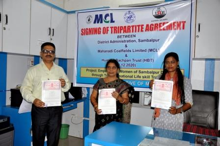 MCL-Hamara Bachpan Agreement