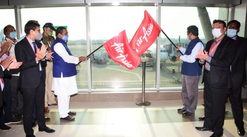 Bhubaneswar-Pune AirAsia flight