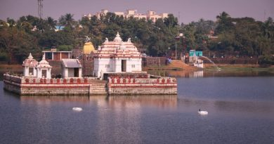 Bindusagar lake rejuvenation project