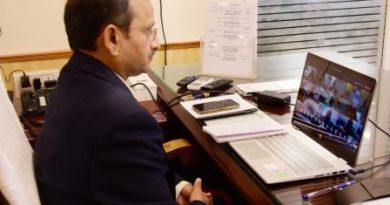 Chief secretary Suresh Chandra Mohapatra