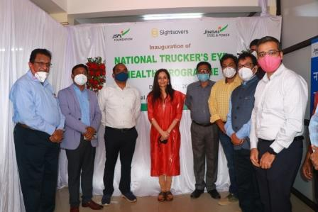 JSPL launches primary eye health services