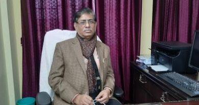 Kshiti Bhusan Das joins Central University of Odisha