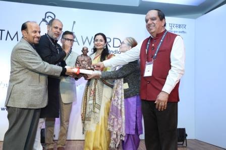 JSPL gets Mahatma Award 2020