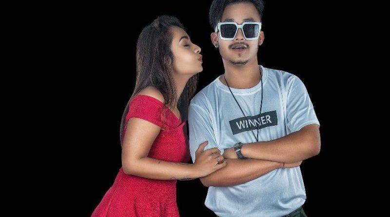 Music video 'Slow motion chali'