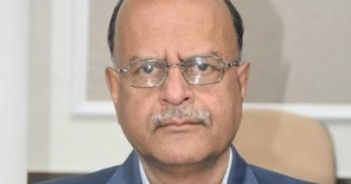 Sanjiv Mittal appointed Sambalpur University VC