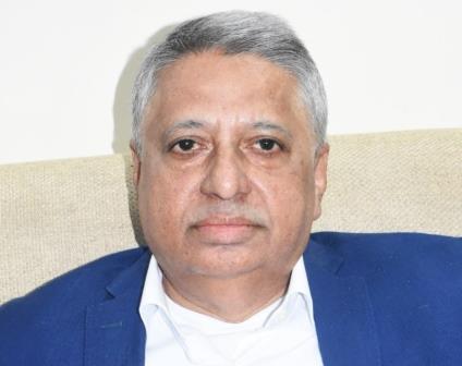 Sanjay Kumar Nayak as Ravenshaw University VC