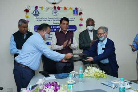 OPTCL inks MoU with IIT Bhubaneswar