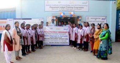 Dalmia Bharat Foundation felicitates DIKSHa trainees