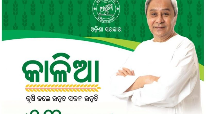 CM to distribute Kalia Yojana assistance