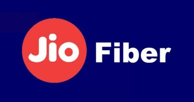 JioFiber broadband services
