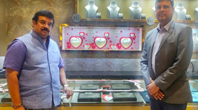 Khimji Valentine collection