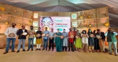 Odisha Tourism bags Silver Award for 'Best Future Forward State'