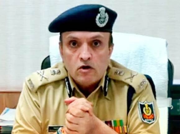 IPS officer Yashwant Jethwa