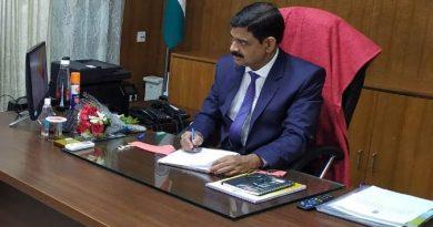 OPSC Chairman Satyajit Mohanty