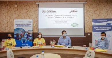JSW Sports to launch swimming programme