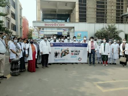 Efforts to eradicate Tuberculosis
