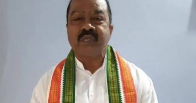 Congress candidate for Pipili by-poll Ajit Mangaraj