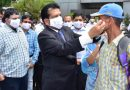 OSL aims to distribute one lakh masks