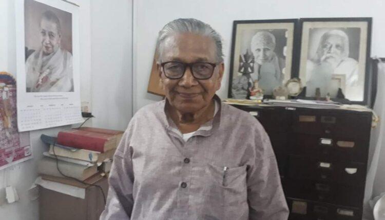 Manoj Das passes away