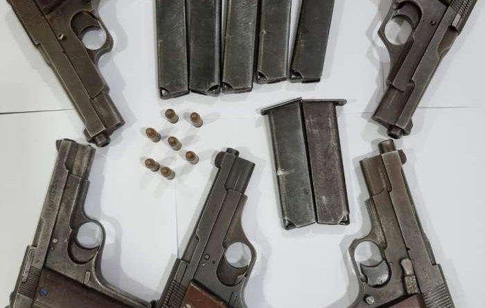 Inter-state gun running racket