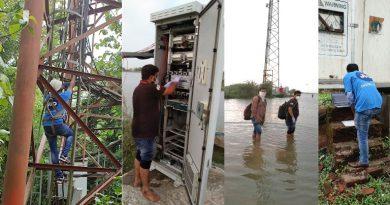 Reliance Jio restores telecom network in Odisha